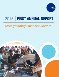 FIRST Annual Report 2015