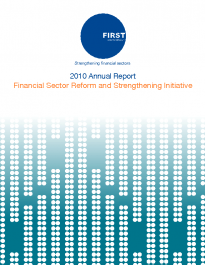 FIRST Annual Report 2010