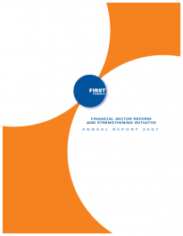 FIRST Annual Report 2007