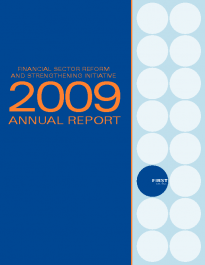 FIRST Annual Report 2009