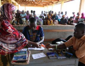 Improving Access to Financial Services in Niger
