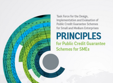 World Bank Group and FIRST Initiative Launch the Principles for the Design, Implementation and Evaluation of Credit Guarantee Schemes for SMEs