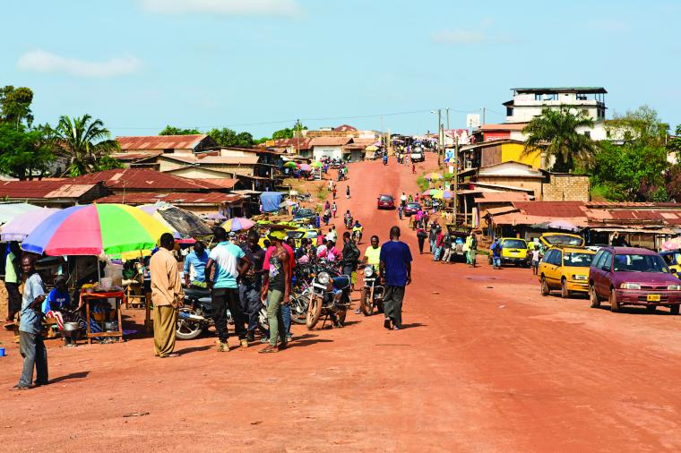 LIBERIA: Consistent Progress in a Challenging Environment